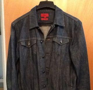 Hugo Boss Red Label Denim Jacket XL US Med Large