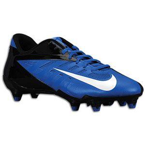 Nike Vapor Pro Low D   Mens   Football   Shoes   Sport Royal/White