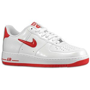 Nike Air Force 1 Low   Mens   Basketball   Shoes   White/University