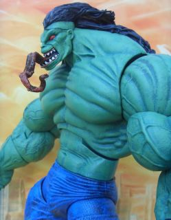 Marvel Legends Hulk 2099 Exiles Custom Action Figure