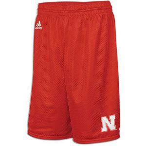 adidas College Logo Mesh Short   Mens   For All Sports   Fan Gear