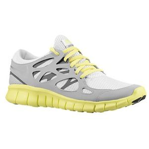 Nike Free Run+ 2 EXT   Womens   White/Strata Grey/Cool Grey/Metallic