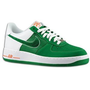 Nike Air Force 1 Low   Mens   Basketball   Shoes   Court Green/Gorge