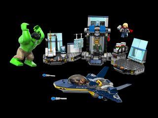 Lego Marvel Hulks Helicarrier Breakout 6868 · ¨¨ ·