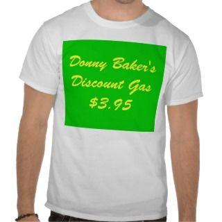 Donny Baker T Shirt