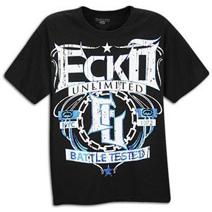 Ecko Unltd MMA Battle S/S T Shirt   Mens   Mixed Martial Arts
