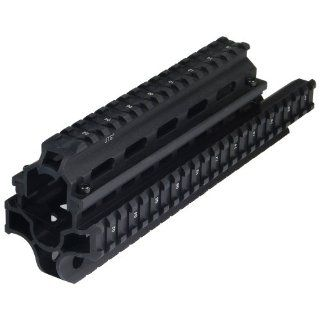 UTG Saiga 7.62X39 mm Tactical Quad Rail System: Sports
