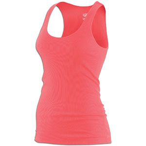 Nike Rib Tank   Womens   Casual   Clothing   Fruit Punch