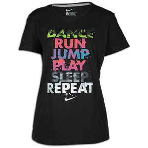 Nike Sport Graphic T Shirt   Womens   For All Sports   Clothing