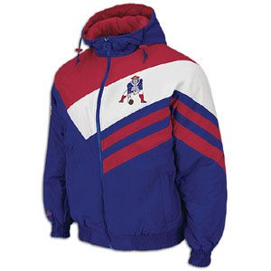 Mitchell & Ness NFL Weakside Jacket   Mens   New England Patriots