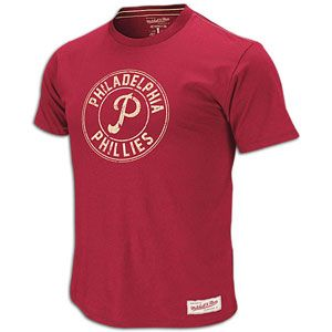 Mitchell & Ness MLB On Deck Circle T Shirt   Mens   Baseball   Fan