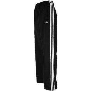 adidas 100G Snap Pant   Womens   Basketball   Clothing   Black/White