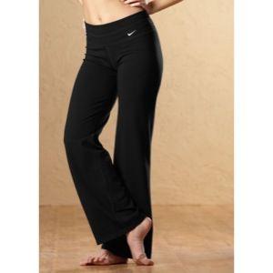 Nike Regular Dri Fit Cotton Pant   Womens   Training   Clothing