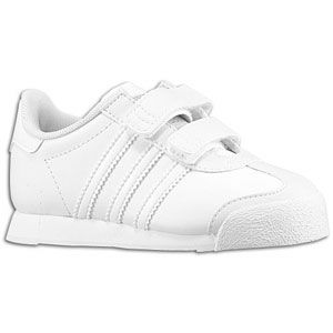adidas Originals Samoa   Boys Toddler   Soccer   Shoes   White/White