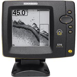 humminbird wide portable fish finder manual