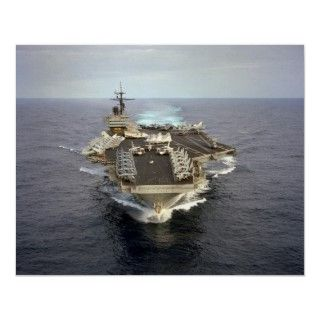 USS John F. Kennedy (CV 67) Print