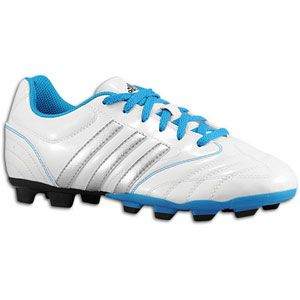 adidas Matteo Nua TRX FG   Womens   Soccer   Shoes   White/Metallic