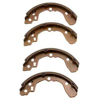 Auto7 121 0017 Drum Brake Shoe Set For Select KIA Vehicles