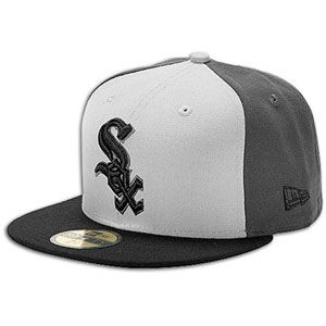 New Era MLB 59fifty Tri Pop Cap   Mens   Baseball   Fan Gear   White