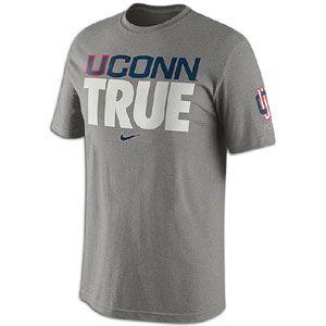 Nike College True T Shirt   Mens   For All Sports   Fan Gear   Uconn