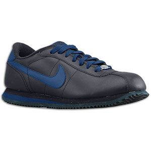 Nike Cortez   Mens   Running   Shoes   Dark Obsidian/Midnight Navy