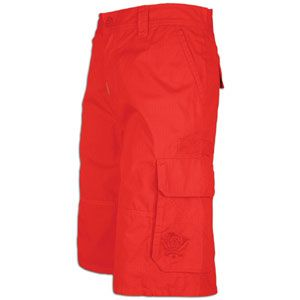 LRG Planet Rock Classic Cargo Short   Mens   Skate   Clothing   Red