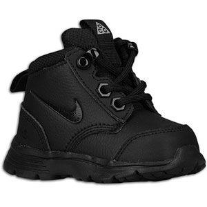 Nike ACG Dual Fusion Jack Boot   Boys Toddler   Black/Black/Black