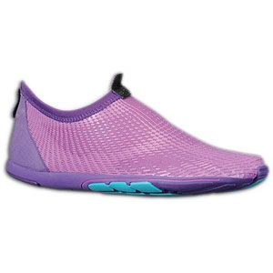 adidas adiPure Adapt   Womens   Running   Shoes   Urban Sky/Hyper