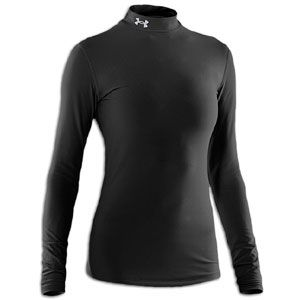 Under Armour Coldgear Compression Mock   Womens   Training   Clothing