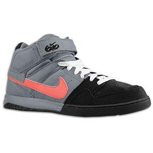 Nike Zoom Mogan Mid 2   Mens   Skate   Shoes   Cool Grey/Black