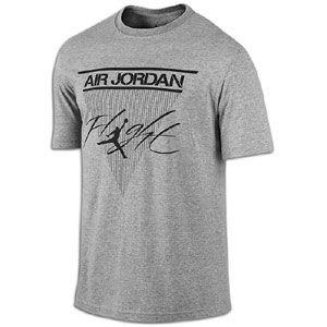 Jordan Classic Flight T Shirt   Mens   Basketball   Clothing   Dark