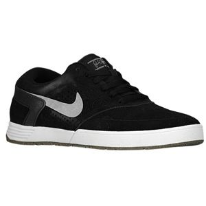 Nike Paul Rodriguez 6   Mens   Skate   Shoes   Black/White/Gum Brown