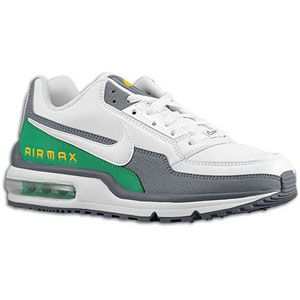 Nike Air Max LTD   Mens   Running   Shoes   White/White/Cool Grey