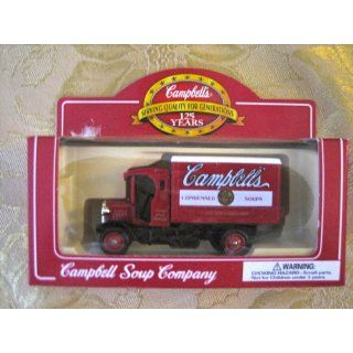 Celebrating 125 Years Campbells Soup Collectible Die cast