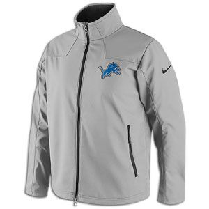 Nike NFL Sideline Softshell Jacket   Mens   Detroit Lions   Wolf Grey
