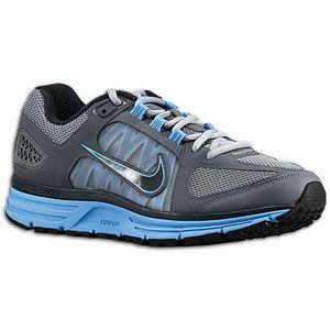 Nike Zoom Vomero + 7   Womens   Wolf Grey/University Blue/Cool Grey