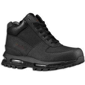 Nike ACG Air Max Goadome TT   Mens   Casual   Shoes   Black/Black