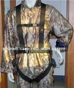 Deer Hunting Tree Stand Safety Harness Belt Strap
