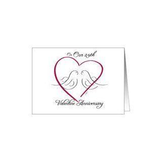 Valentines Day Anniversary   Love Birds Year Specific