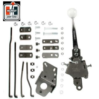 Hurst Street Super Shifter 4 Speed Kit Chevy GM Muncie Super T10