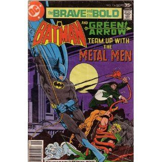 The Brave and the Bold, Vol 28 #136 (Comic Book) Batman and Green