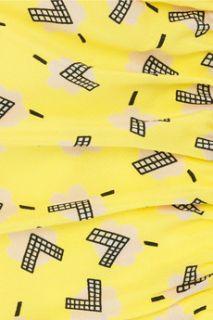 Anna Sui Deco rees silk dress    50% Off
