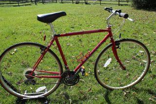 Bianchi Advantage Mens Hybrid Bicycle