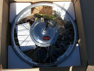 500W 26 Electric Hybrid Bicycle Conversion Kit w EXTRAS