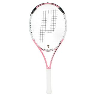 Prince O3 Hybrid Pink 26 Tennis Racquet 4 0 8