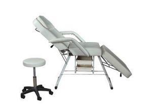 Facial Tattoo Bed Massage Table Chair Salon Spa W FREE Hydraulic Stool