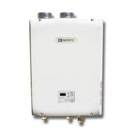 Noritz Tankless Water Heater Hydronic Boiler Nat Gas