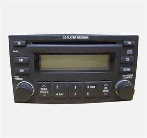 Kia Sedona Hyundai Entourage Single Disc CD Player Radio