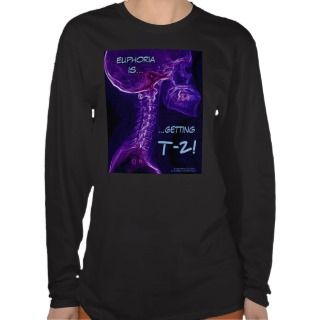 Euphoria is shirt (purple/fushia)