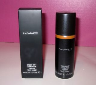Mac Studio Mist Airbrush Foundation in Sun Rays